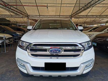 2016 Ford Everest Trend 2.2L 4x2 AT