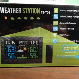 Weather Station TS-Y01