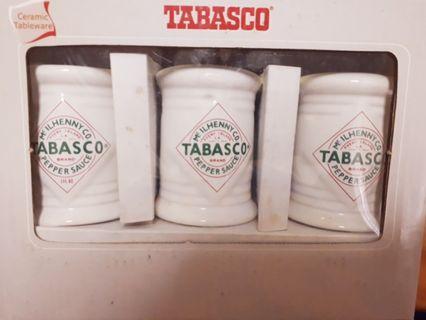 Tabasco ceramic tableware