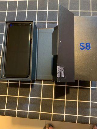 🚚 99% new Samsung s8 5.8吋 64gb 雙卡手機