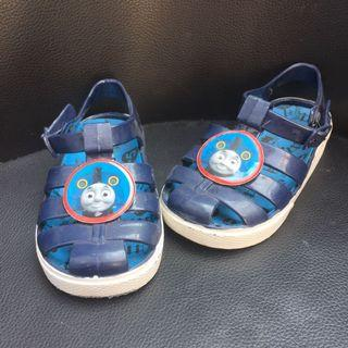Sepatu Sandal Thomas and Friends - Baby shoes 12-18 bulan #maugopay