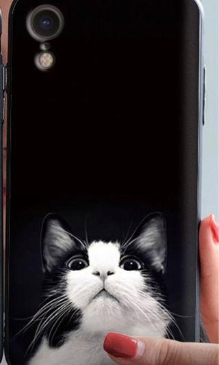 全新iPhone XSMax case 防摔軟膠殻(送高清鋼化膜)