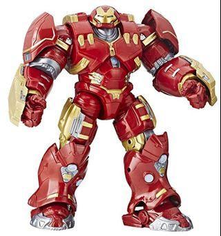 Marvel Legends Hulkbuster, Marvel First 10 Years, Ironman, Hulk,