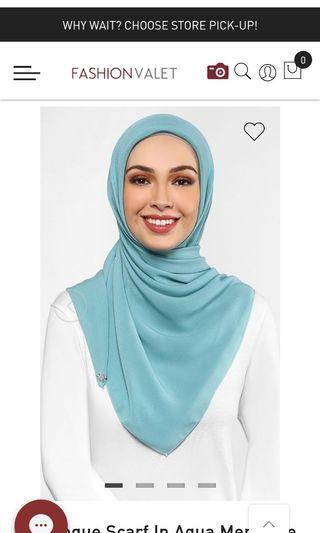 Duck scarf Meringue