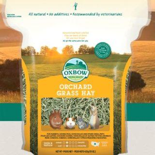 Oxbow Orchard Grass Hay - 40oz