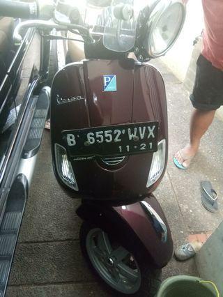 Vespa Piaggio LXV 150 IE