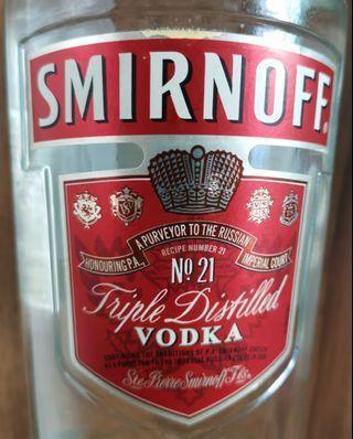 Smirnoff Vodka Brand New Unopened