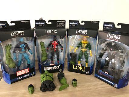 Marvel Legends Endgame Wave 2