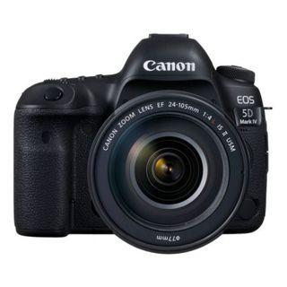 (Super Deal) Canon EOS 5D Mark IV 24-105mm L IS II Kit