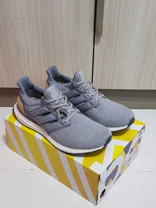 Ultra Boost 3.0 Ltd Grey Suede