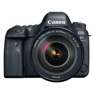 (Super Deal) Canon EOS 6D Mark II F4 L IS II Kit