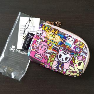 Brand new tokidoki kawaii metropolis coin purse