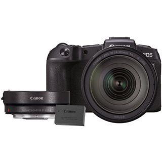 (Mega Deal) Canon EOS RP + 24-105mm F4 RF Kit