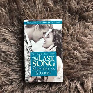 The Last Song by Nicholas Sparks (English)
