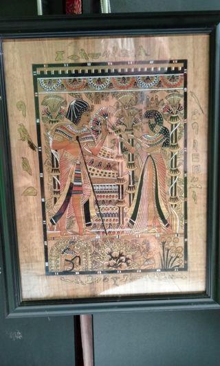 Lukisan antik dari mesir