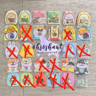 🚚 Bujo Stickers Flakes