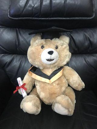 Graduation TED bear