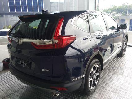 CRV 1.5cc TURBO.. Hp 190 PS.. Free Etoll 1jt