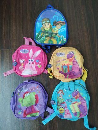 Small kids bag
