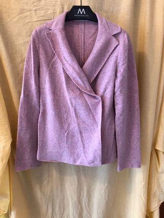 Miu Miu pink coat