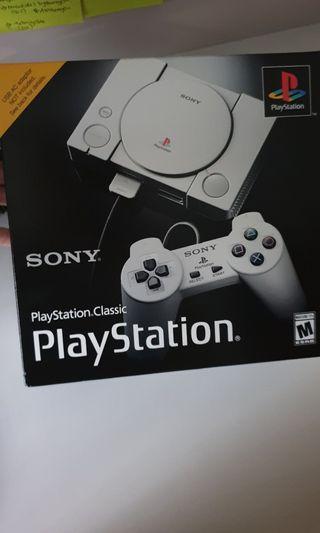 🚚 Playstation Classic (BNIB)