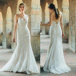 Wedding Dress Boho Style