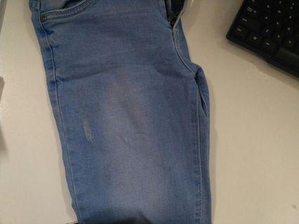 Celana jeans wanita size 28