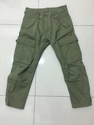 Levi's 反光休閒褲