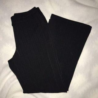 Black Business-Style Pants