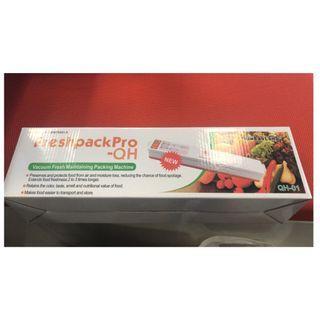家用自動真空機 小型食品保鮮 封口機