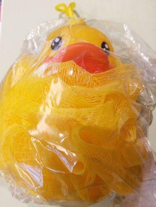 B.duck Shower Sponge