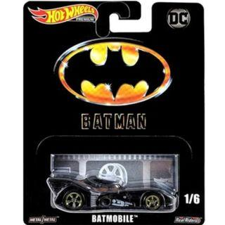 Hotwheels 2019 Retro Batman Series Batmobile Pop Culture Rare Hot Wheels Returns