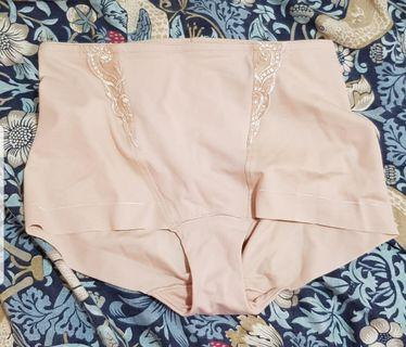 MARKS & SPENCERS Ladies Full Knickers With Tummy Control -  Sz UK 14