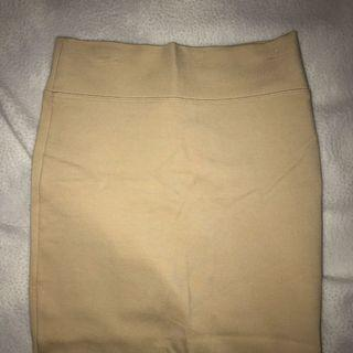 3/4 Bodycon Skirt