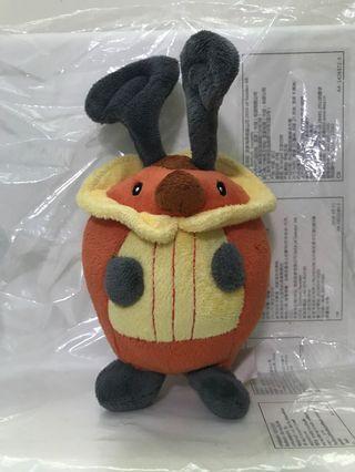 Pokemon jakks kricketot Plush