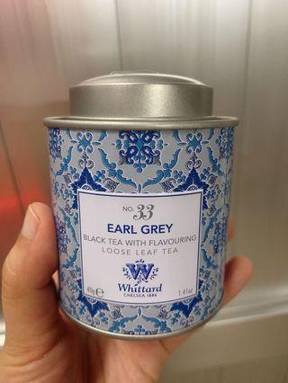 Whittard earl grey 伯爵茶