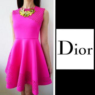Dior Scuba Dress