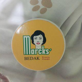 Marcks bedak powder