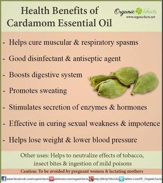 Cardamom Essential Oil(Normal Price:RM159)