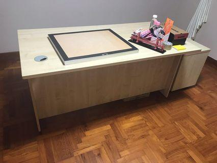 GSS - $11 per table.