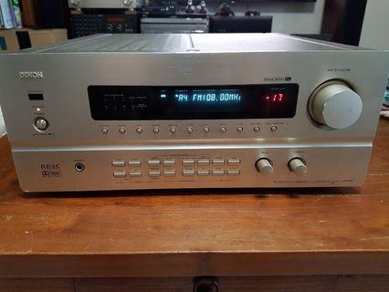 Denon 5.1 Channel Amplifier