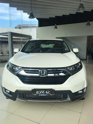 HONDA CRV 1.5 TURBO
