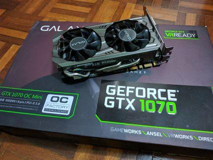 GALAX GTX1070 8GB OC Mini