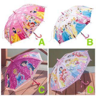 ⭐️多款卡通小童雨傘☂️⭐️