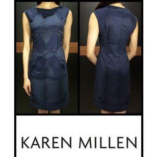 Karen Millen Navy