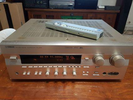 YAMAHA 5.1 Channel RX-V995 Amplifier