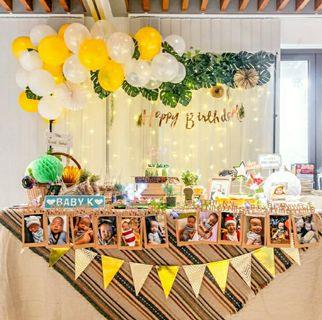 Dessert Table for every party