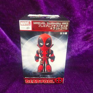 Marvel Gurihiru Art 死侍 Deadpool超級英雄 模型 景品 原裝正版 日本直送 日版 (Ref:A458)