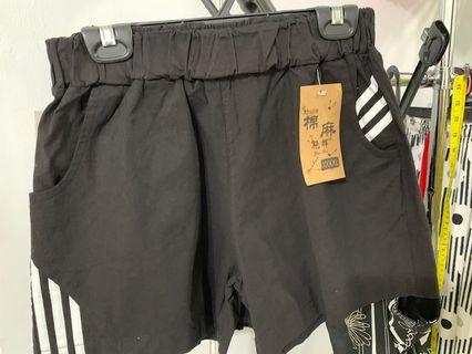 🚚 纯棉短裤