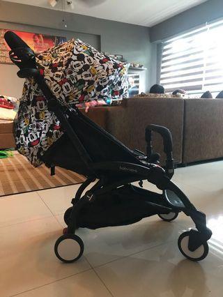 🚚 Cabin Size Stroller